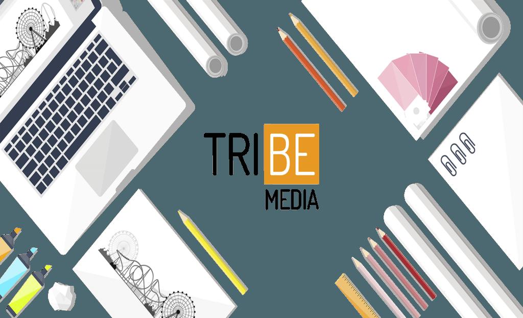 Hjælp til grafisk design hos TRIBE Media - Webbureau i Kolding