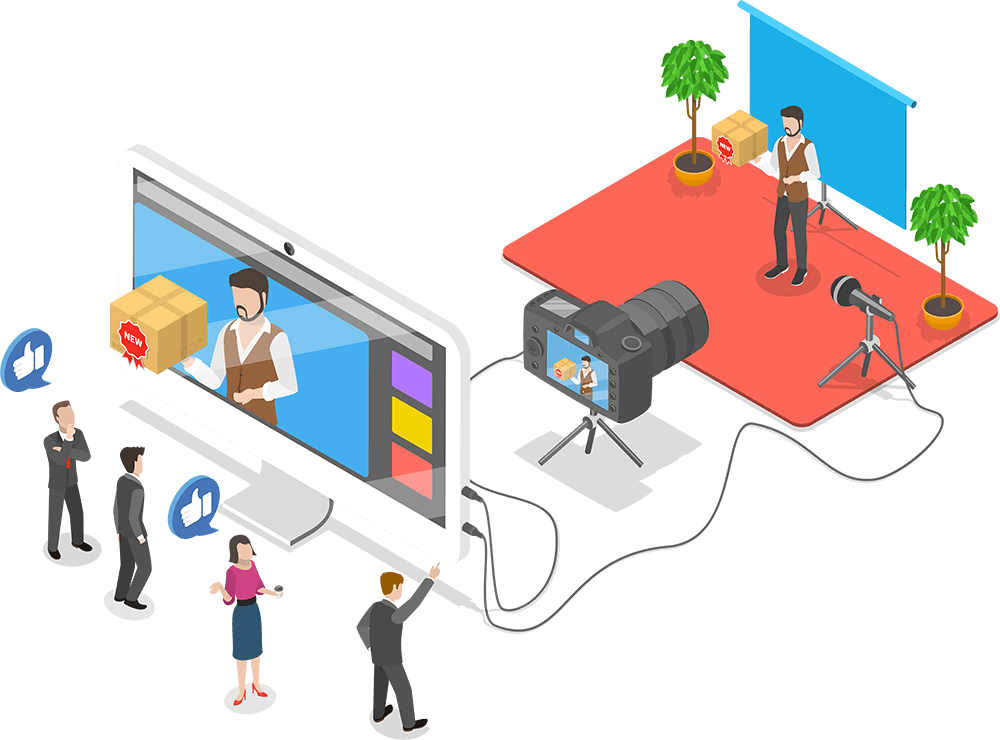 Video, foto og teknik